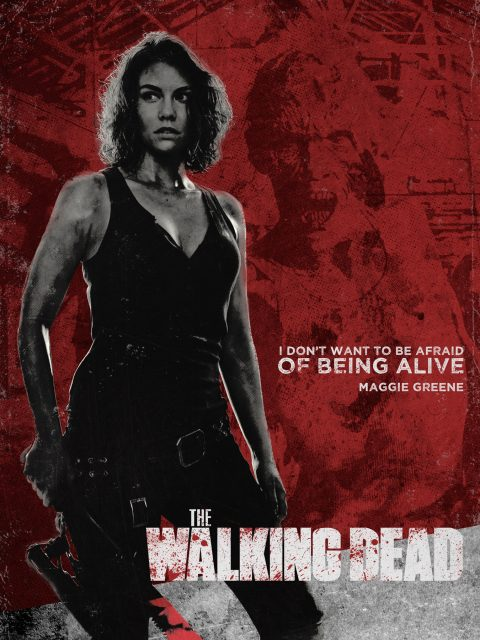Maggie Greene – The Walking Dead / Grindhouse