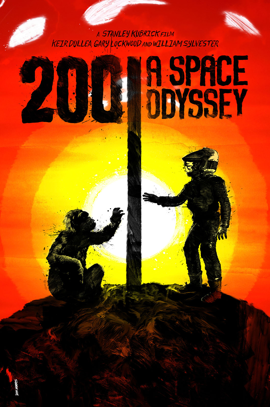 "essays on 2001 a space odyssey Andrei tarkovsky's 1972 film solaris has been called the russian 2001: a space odyssey, but solaris might more appropriately be labeled the anti-2001 that's the premise of ""auteur in space,"" an enlightening video essay from kogonada, whose videos explore directors' signature habits kogonaga."