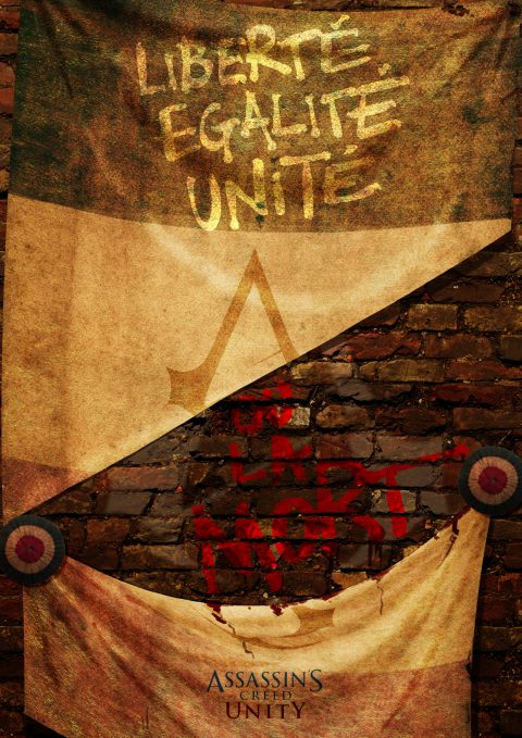 Liberte, Egalite, Unite – ACU Competition Entry