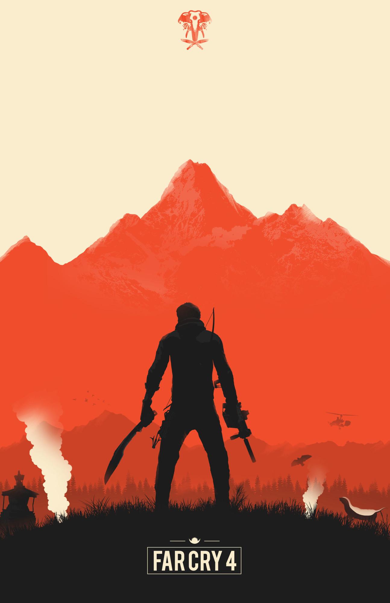 far cry 6 poster art