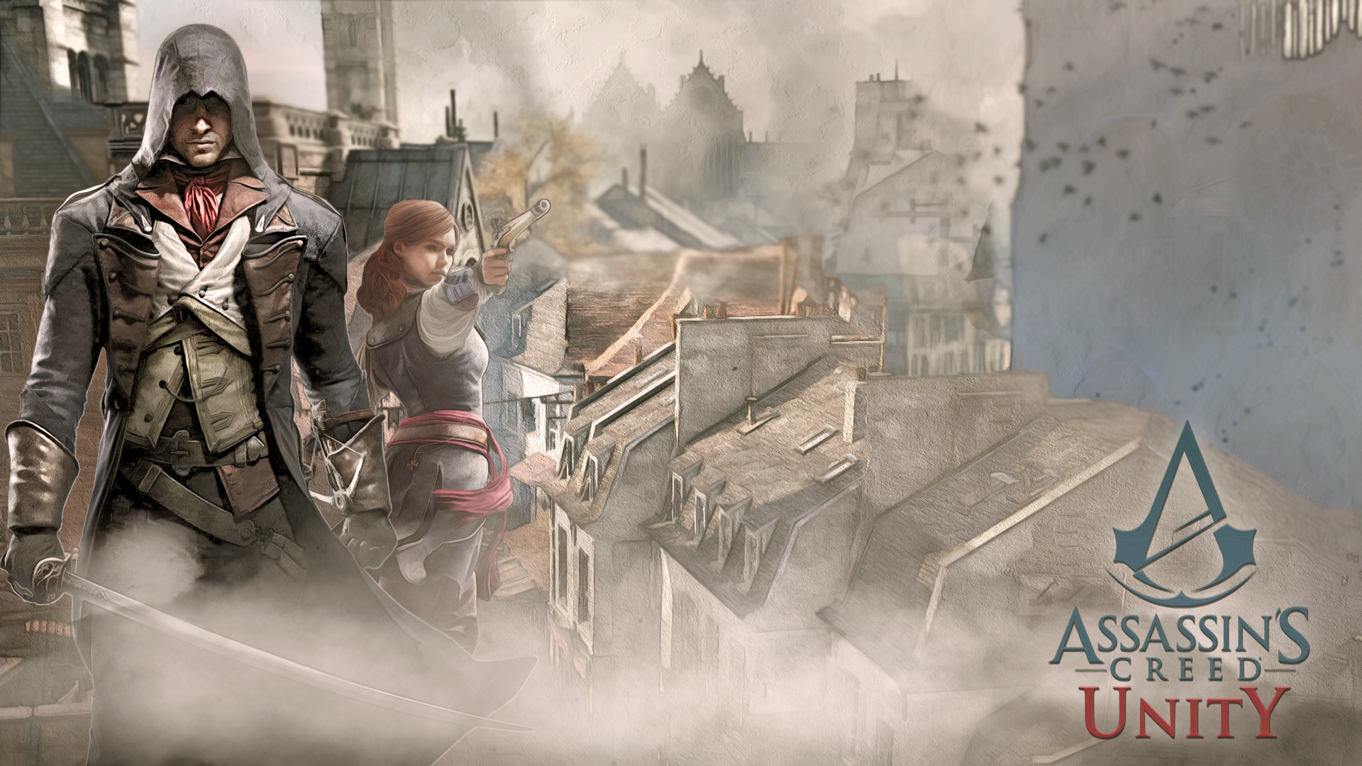 AC: Unity Poster Competition
