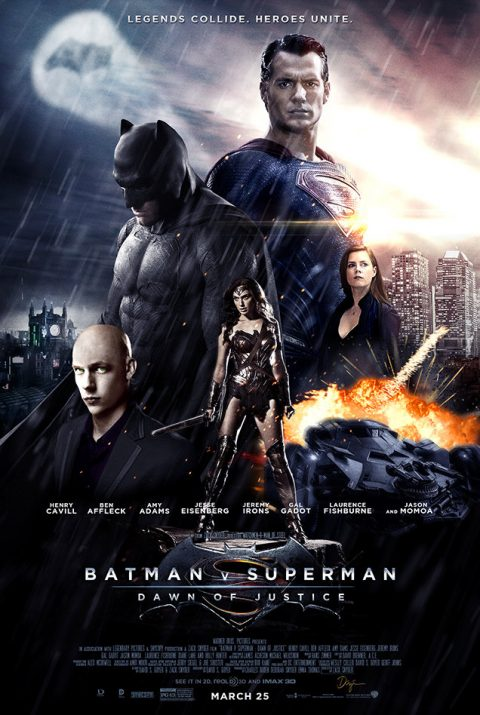 Batman V Superman – Theatrical