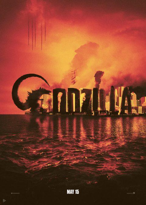 G for Godzilla