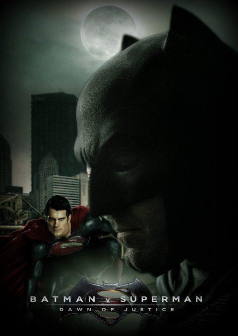 BVS 1 teaser poster (fan-made)