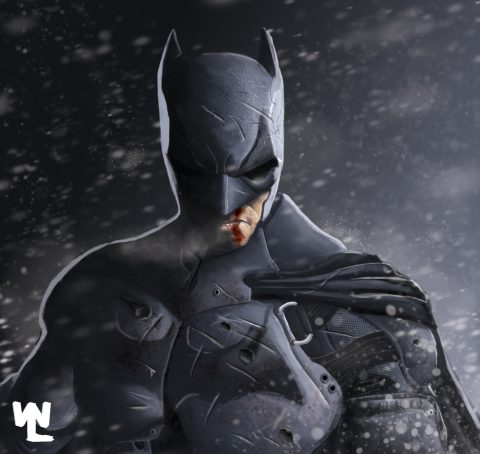 Batman The Lon Winter