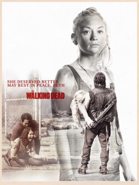 Beth – The Walking Dead Season 5 Final