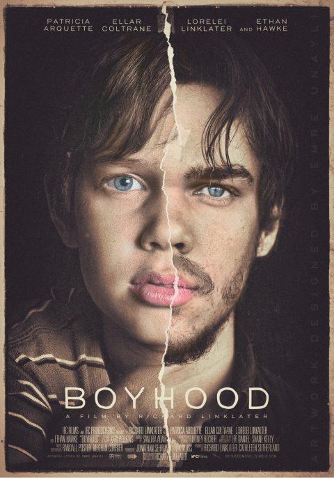 Boyhood – KeyArt #1