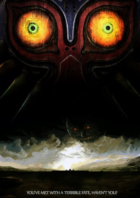 The Legend of Zelda – Majora's Mask