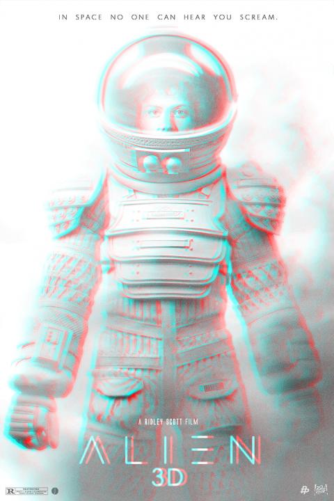 Alien – 3D