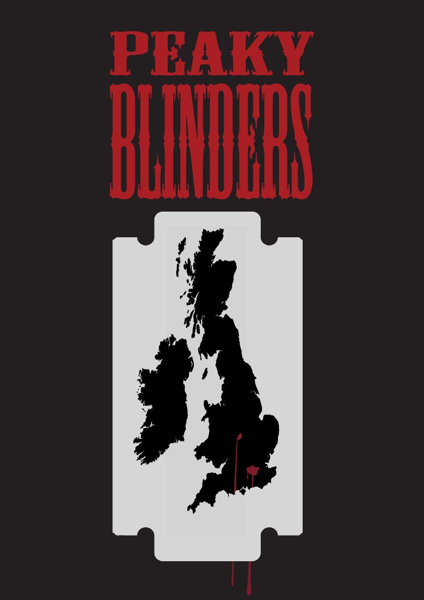 Peaky Blinders - PosterSpy