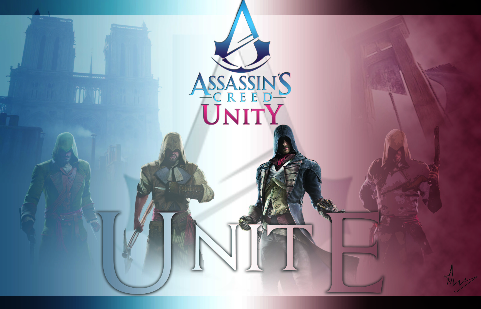 Prepare To Unite – ACU Competition Entry