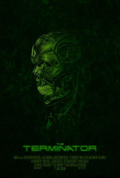 Terminator Poster 1
