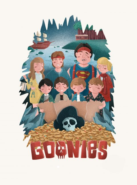 Goonies never say die