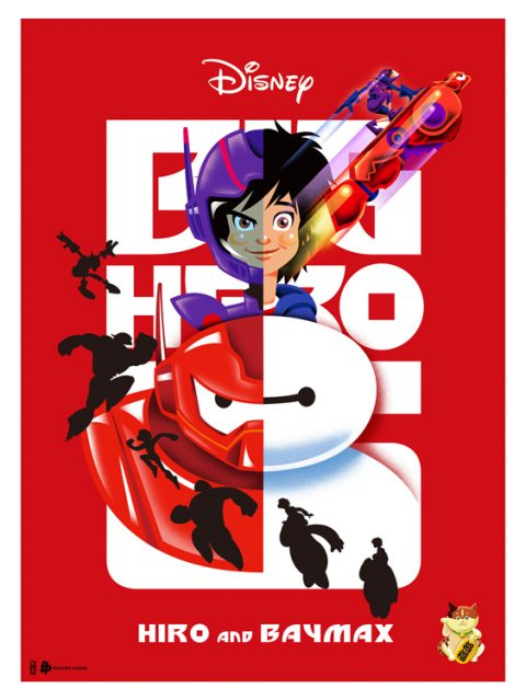 Big Hero 6/Tribute Art_HIRO&BAYMAX