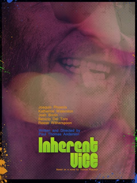 Inherent Vice – Alternative Movie Poster (2015)