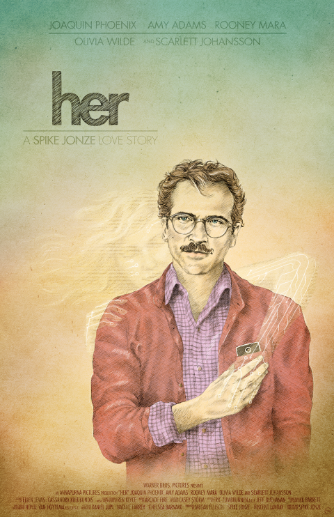 Her: A Spike Jonze Love Story