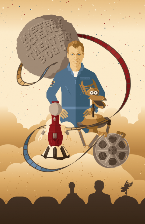 Mystery Science Theater: 3,000