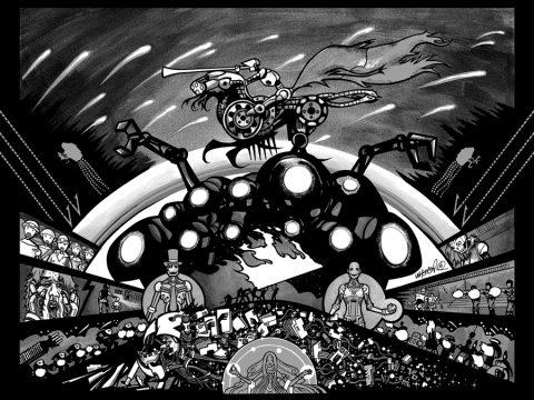 GENESIS – Art Tribute to the Animatrix