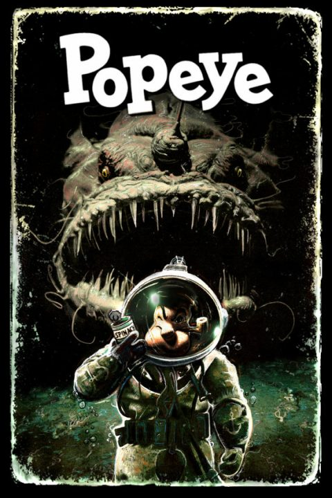 The Deep Sea Adventures Of Popeye