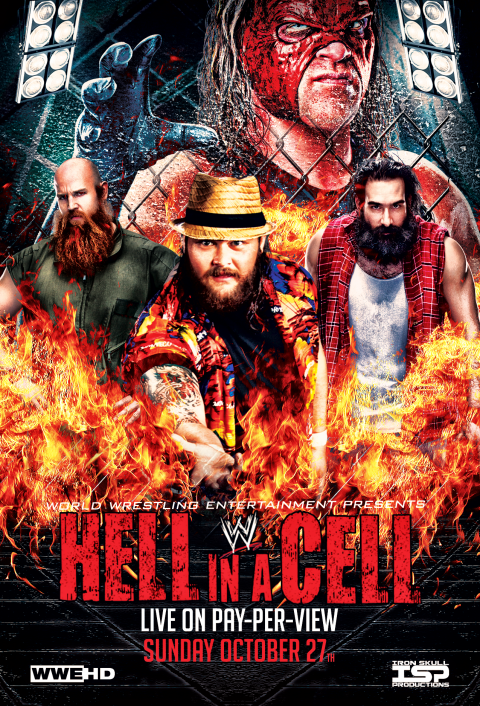 WWE Hell in a Cell 2013