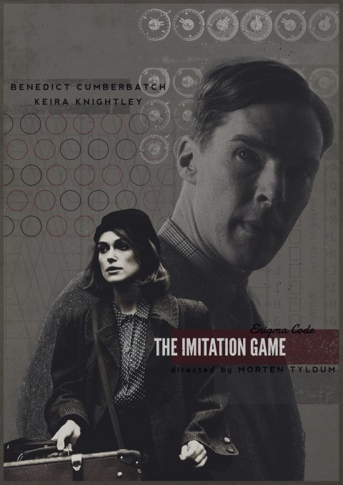 The Imitation Game – Poster Competition