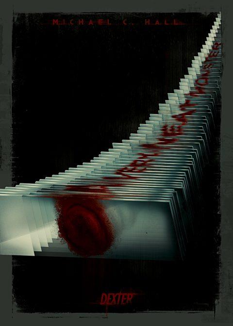 dexter slide poster