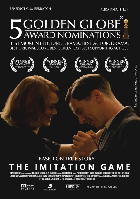 The Imitation Game Poster Competition
