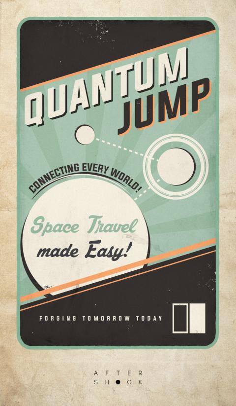 AfterShock – Quantum Jump