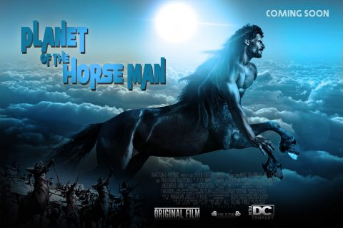planet of the horse man