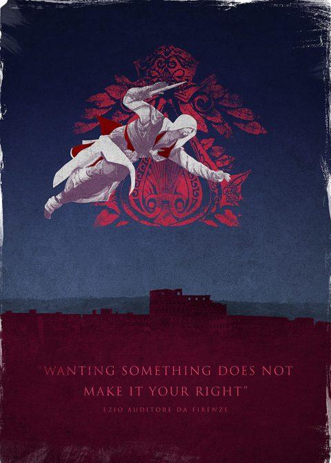 Ezio in Rome