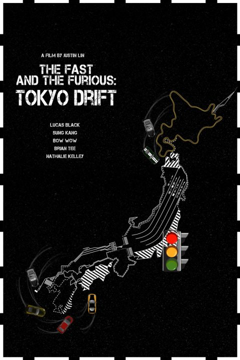 The Fast and the Furious – Tokyo Drift (2006)