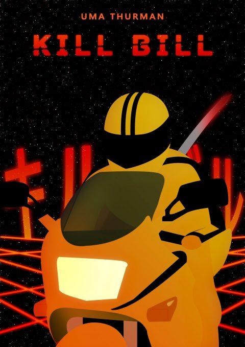 Ride to Kill Bill