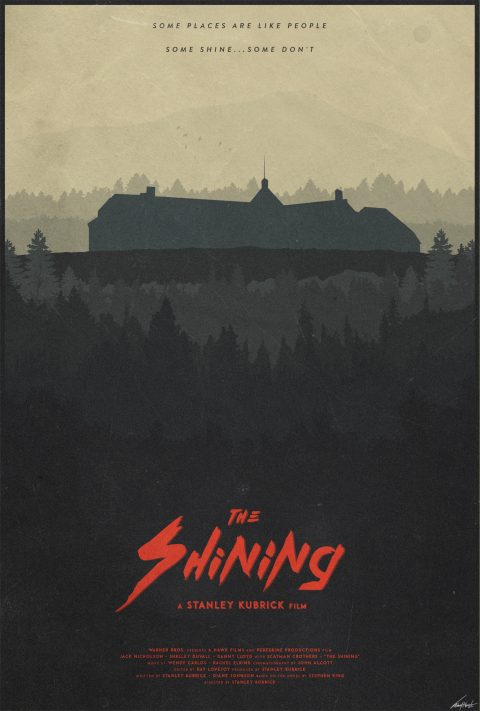 The Overlook – The Shining Poster