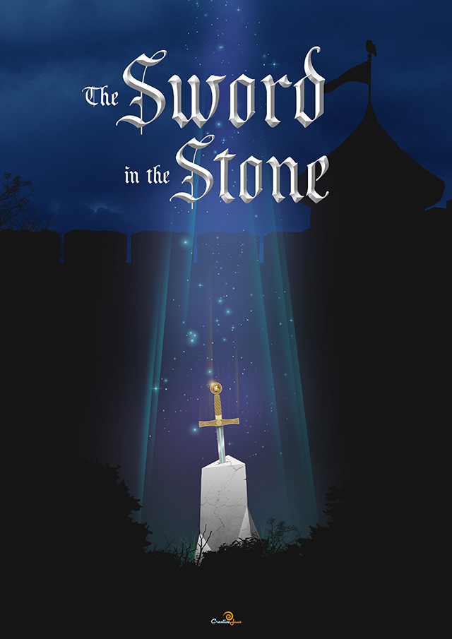 The Sword in the Stone - PosterSpy