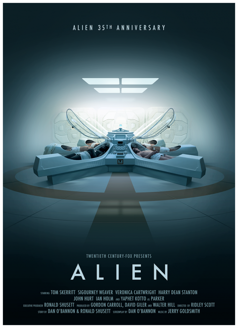 Alien 35th Anniversary