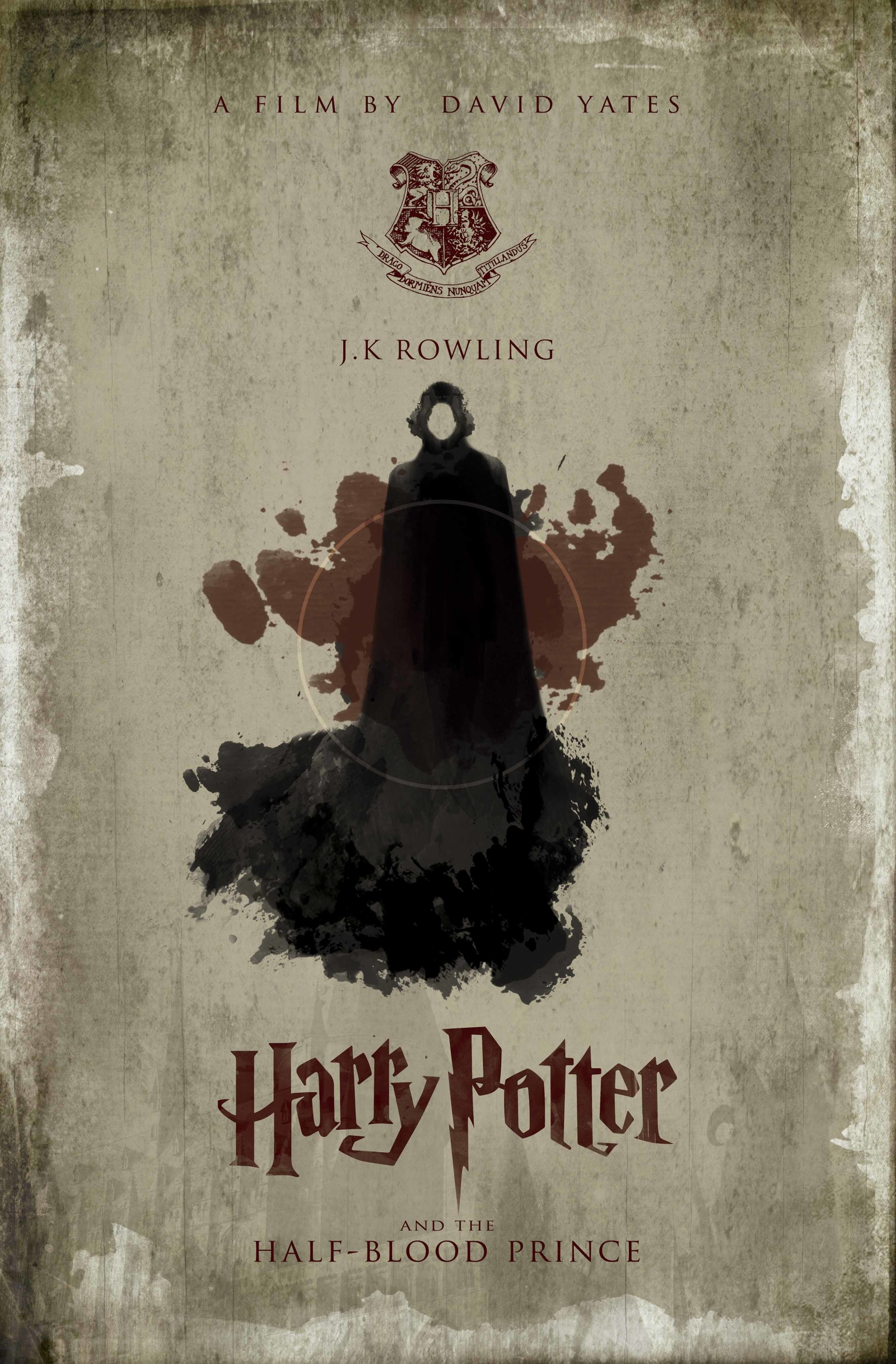 Harry Potter and the Half-Blood Prince - PosterSpy