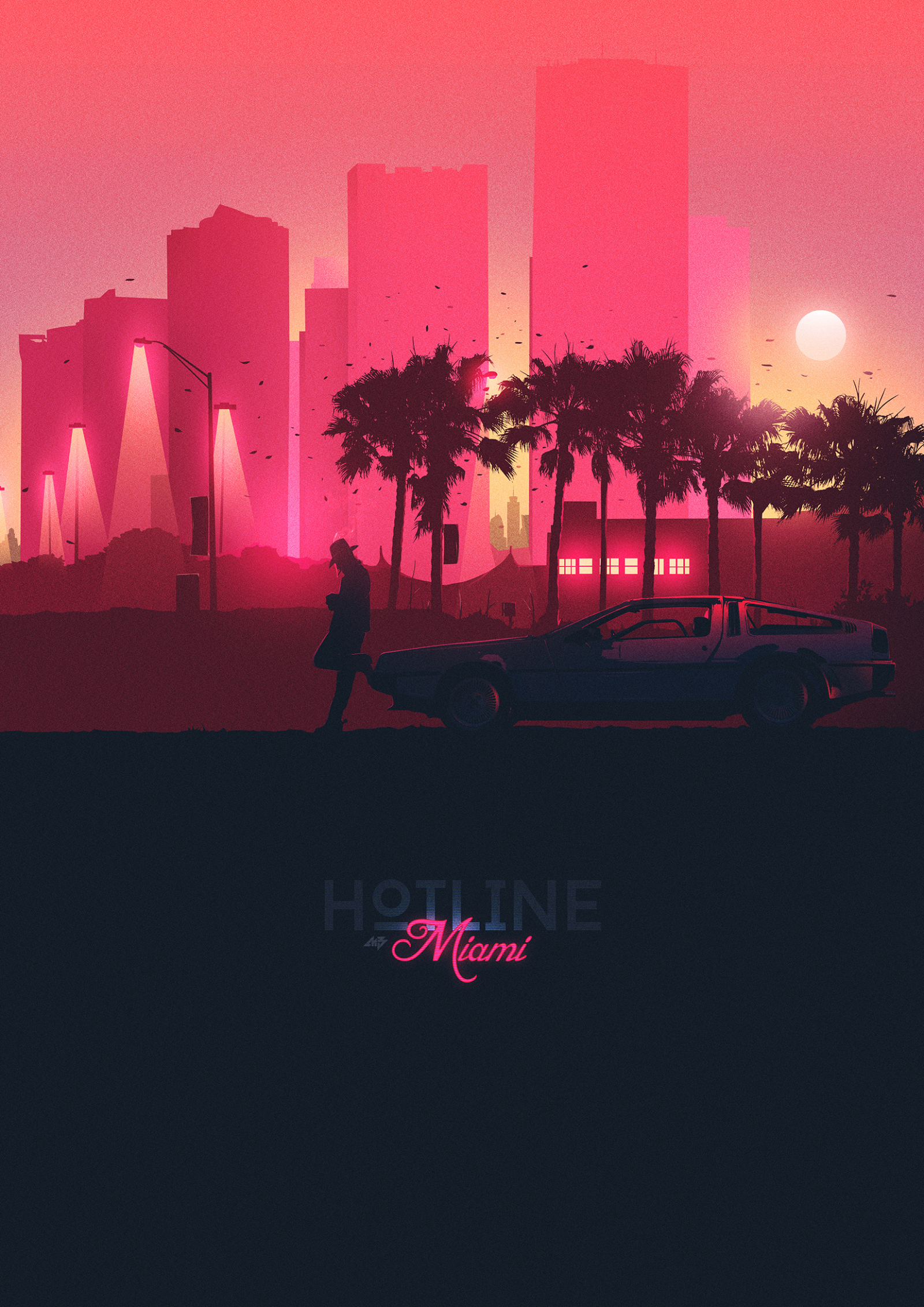 Hotline miami posterspy - Doge steam background ...