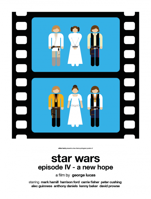 Star Wars: episode IV – A New Hope