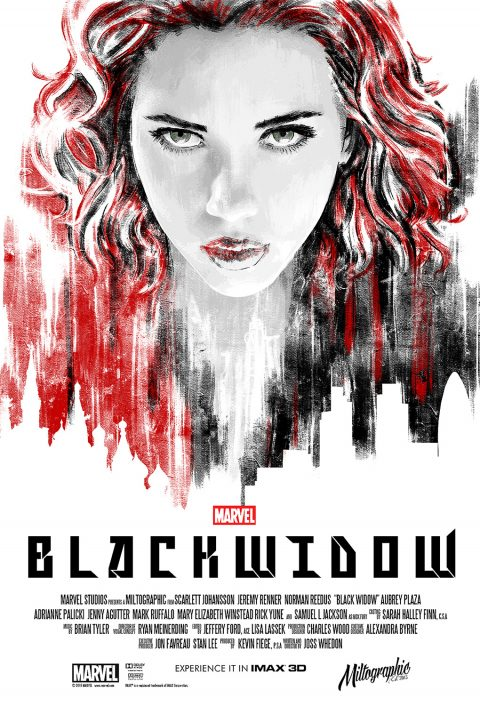 Black Widow – Concept