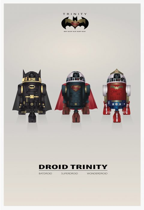 The Droid Trinity
