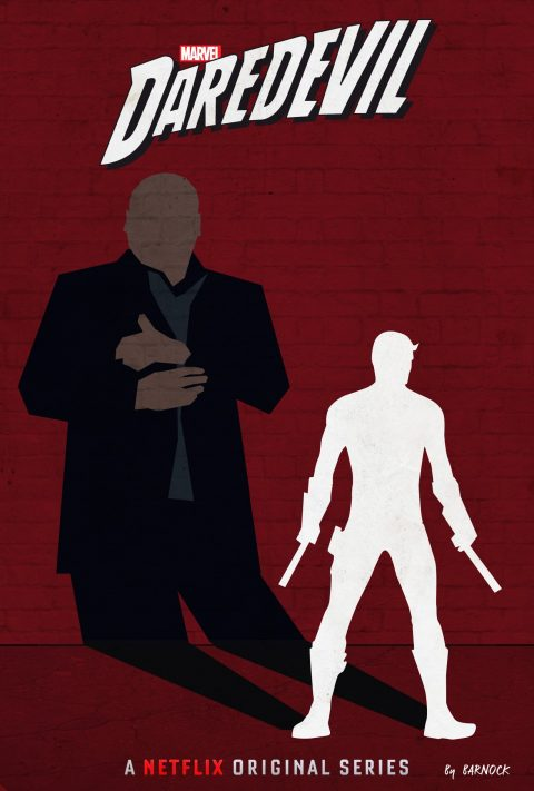 Daredevil Netflix serie
