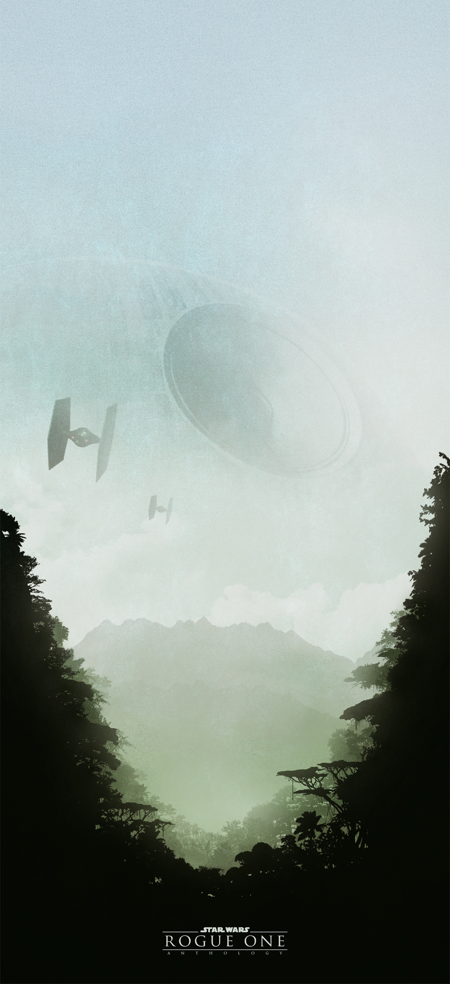 Star Wars Anthology Rogue One Posterspy