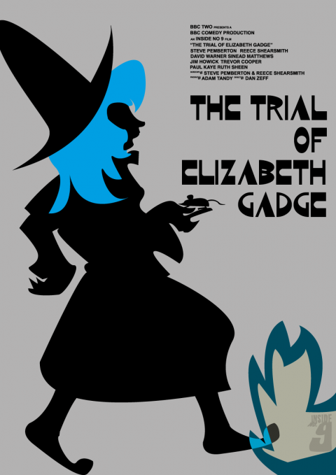 "Inside No.9 ""The Trial of Elizabeth Gadge"""