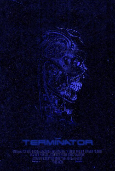 Terminator Poster 2