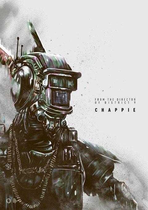 Chappie Poster Posse
