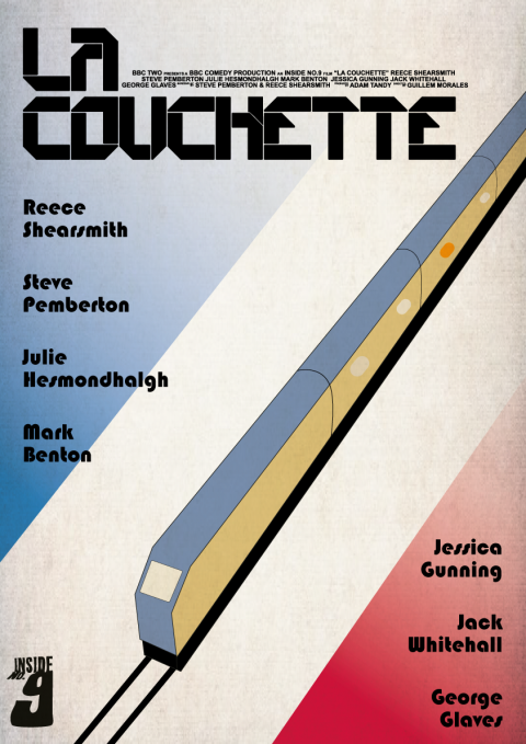 "Inside No.9 ""La Couchette"""