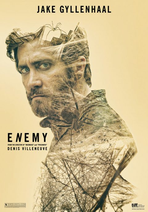 Enemy – Key Art Design
