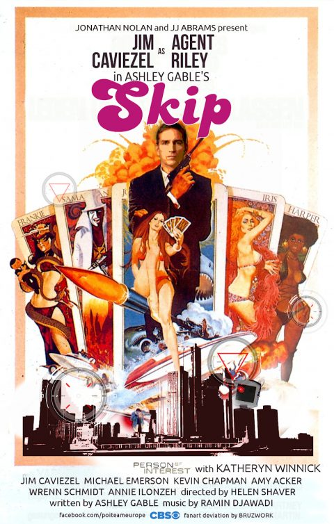 Person of Interest : Skip