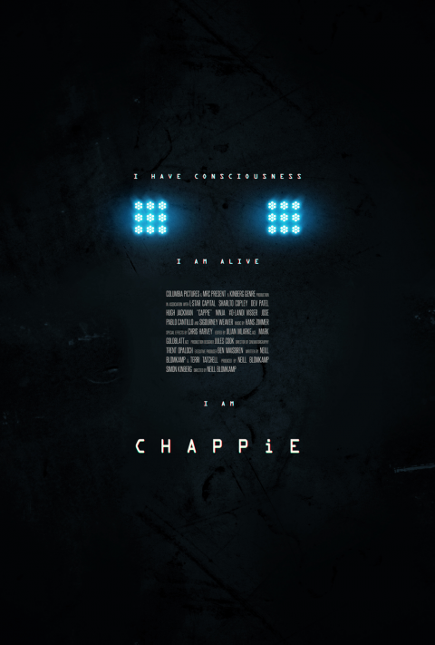 CHAPPiE (Teaser Poster)