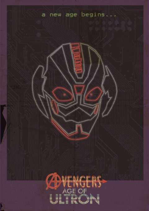 80s of Ultron